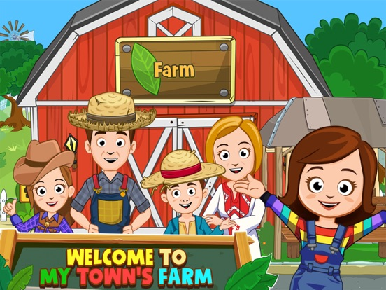 My Town : Farm screenshot 6