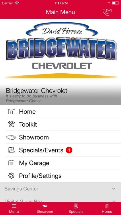 Bridgewater Chevrolet MLink screenshot-3