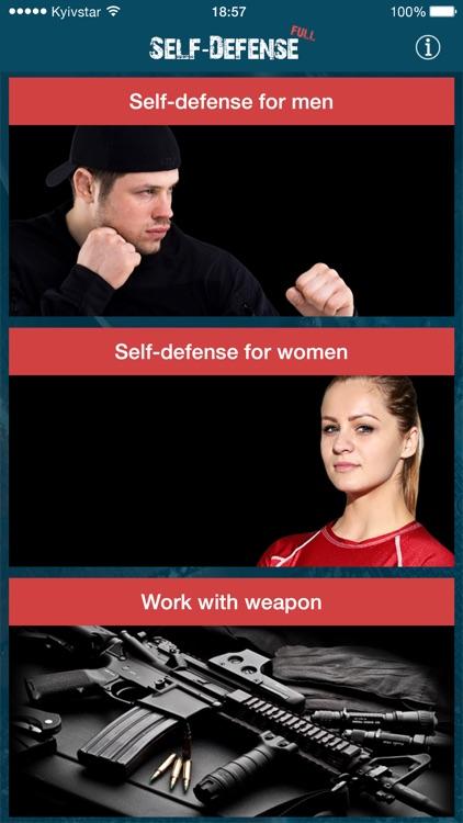 Self-Defense Full