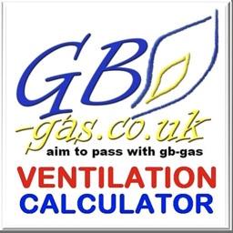 GB Gas Ventilation Calculator
