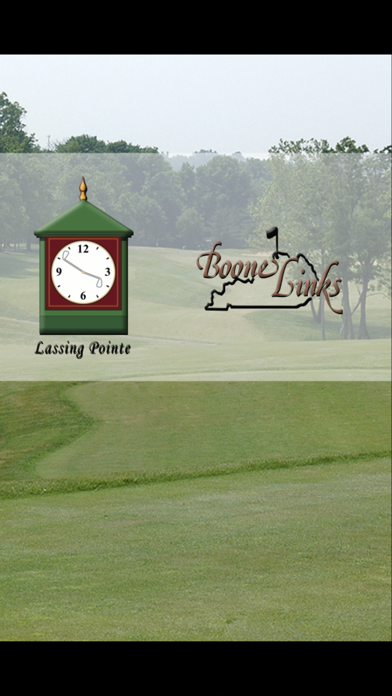 Golf Boone County screenshot 1