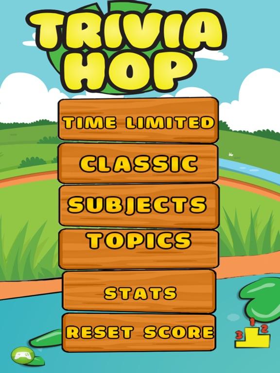 Trivia Hop screenshot 8