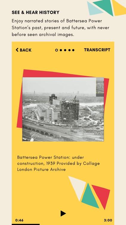 Battersea Power Station Heritage Trail