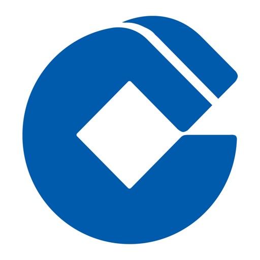 建行企业银行app icon图