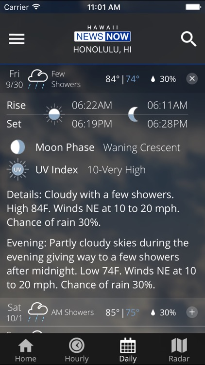 HawaiiNewsNow WeatherNOW screenshot-4