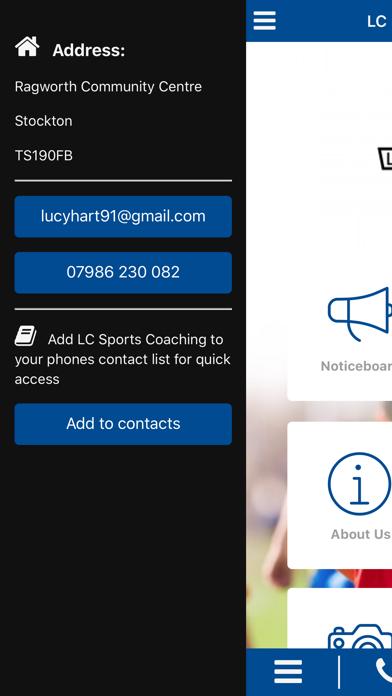 LC Sports Coaching screenshot two