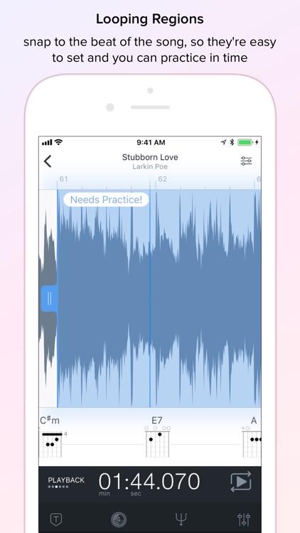 Capo touch screenshot-3