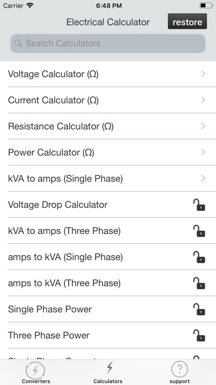Electrical Converter screenshot-3