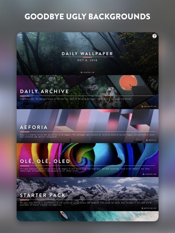 Vellum Wallpapers screenshot 6