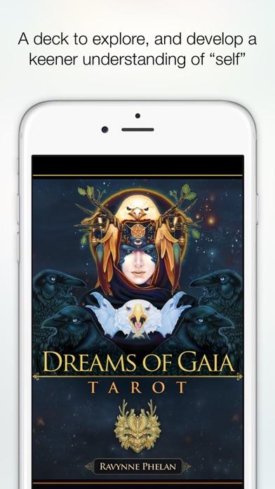 Dreams of Gaia Tarot - Ravynne Phelan Screenshot 3