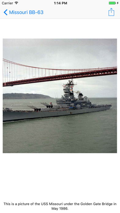 Battleships of the U.S Navyのおすすめ画像4