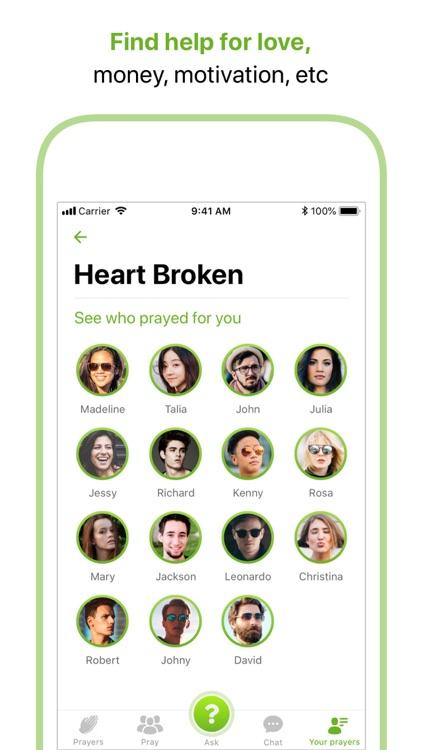 Faith In Us - Prayer Community screenshot-4