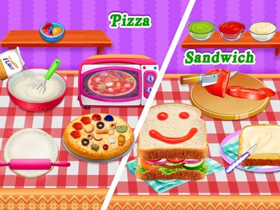 Street Food - Cooking Game screenshot 11