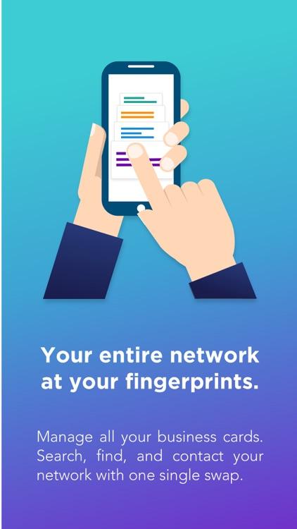 Swap - Contact Card Exchange screenshot-4