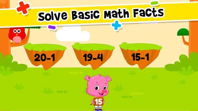 Kids Addition Subtraction On The App Store