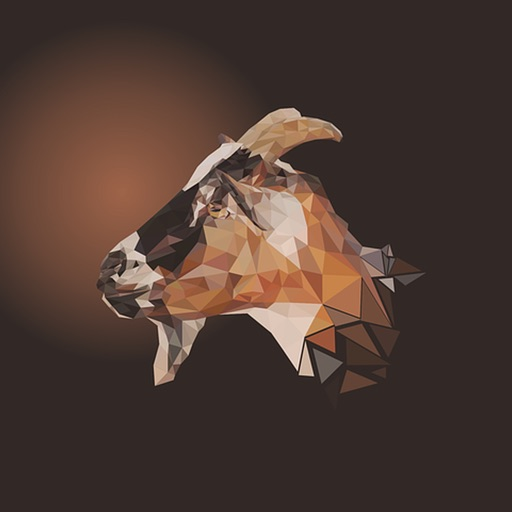 Goat Stickers - Sid Y