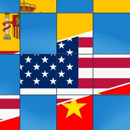 Pic-Quiz Flags: Guess the Pics and Photos of Countries in this Geography Knowledge Puzzle