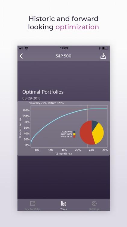 Stock Optimizer