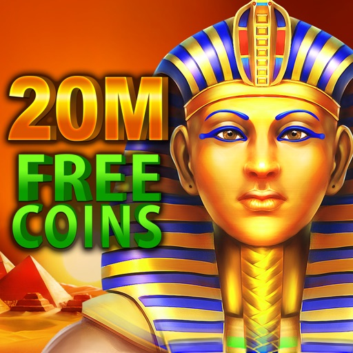 Pharaoh's Way Slots - Egypt Casino Slot Machines