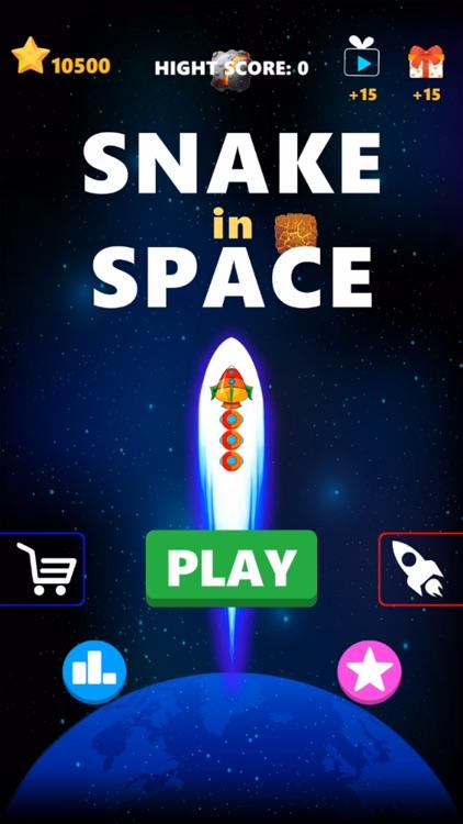 Snake in Space screenshot-5
