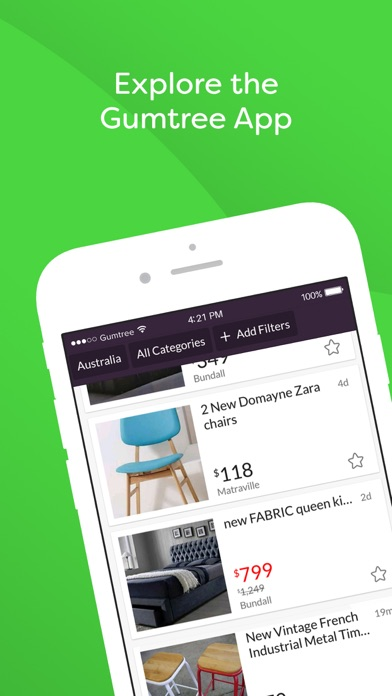 Gumtree: Search, Buy & Sell app image