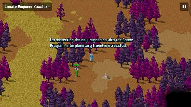 Space Age: A Cosmic Adventure screenshot-0