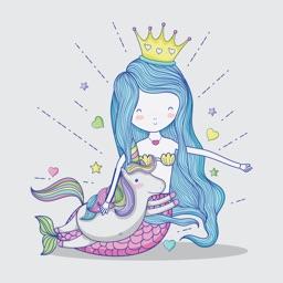 Ultimate Mermaid Stickers