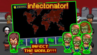 Screenshot #10 for Infectonator