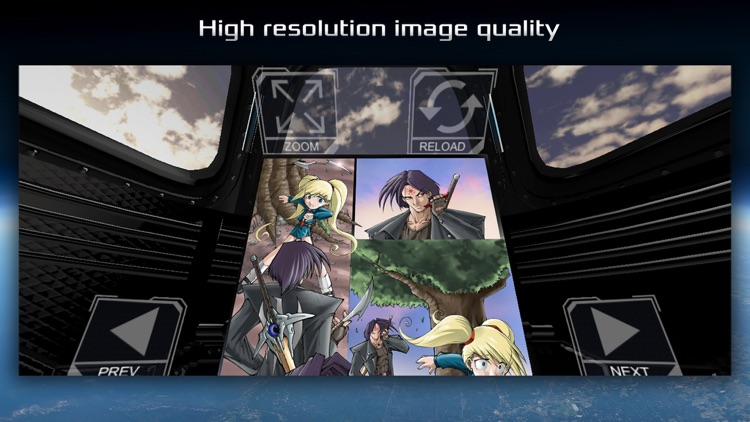 ComX VR - Comics and Manga screenshot-3