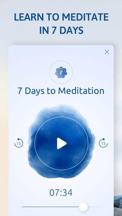 Guided Meditation & Relaxation screenshot-3