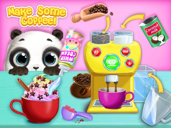 Panda Lu Baby Bear City No Ads screenshot 12