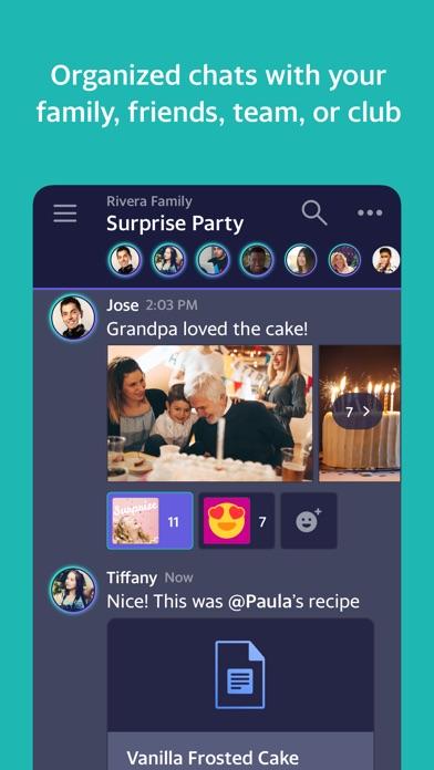 Squirrel - Group Messaging screenshot 1