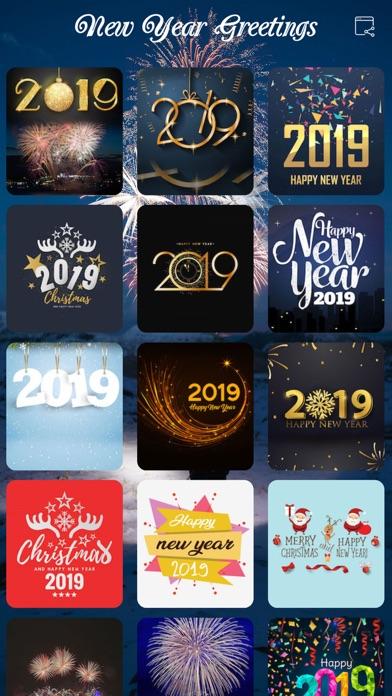 New Year 2019 Greetingsのおすすめ画像1
