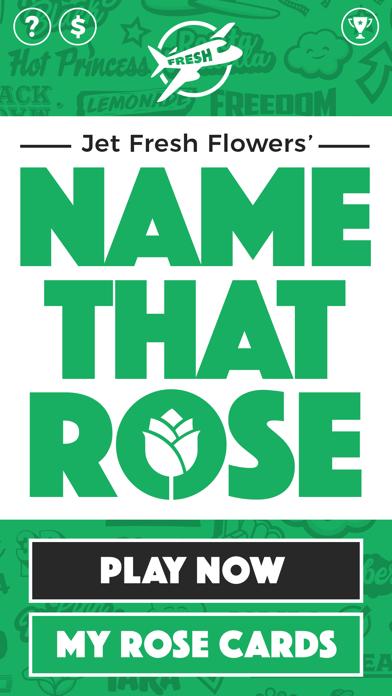 Name That Rose screenshot one