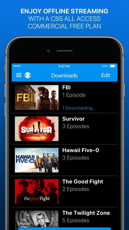CBS - Full Episodes & Live TV screenshot-5