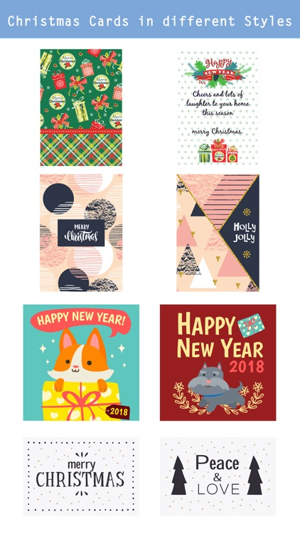 All about Christmas Card