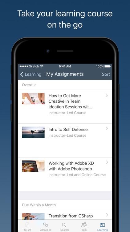 SuccessFactors screenshot-4