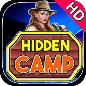 Hidden Camp:Hidden Objects Adventure app