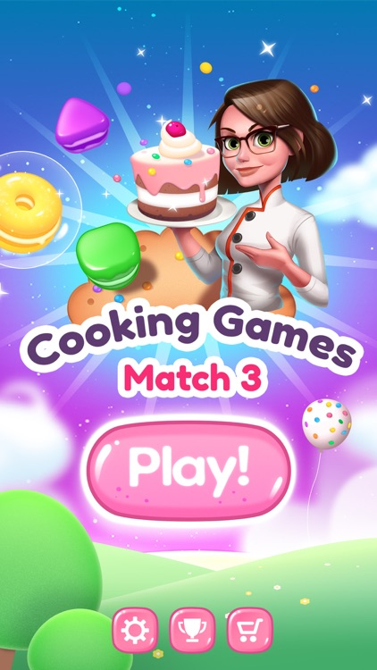 Cooking Crush - Food Chef Game