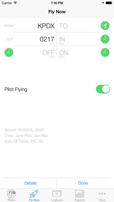 LogTen Pro Screenshot