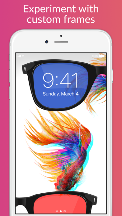 Lock Screens - Free Wallpapers & Background Themes Screenshot 2