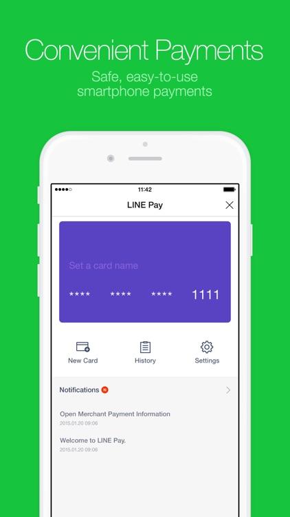 LINE screenshot-3