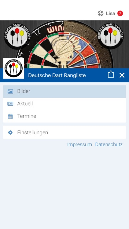 Rangliste Darts