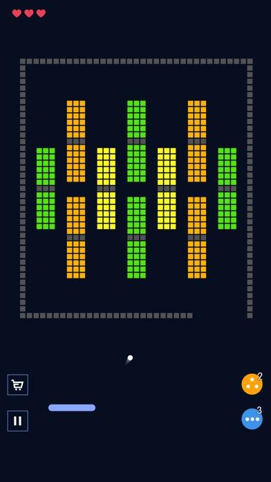 Break Bricks - Ball's Quest screenshot 2
