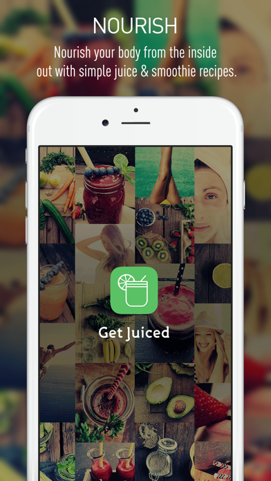 Screenshot for Get Juiced in Egypt App Store