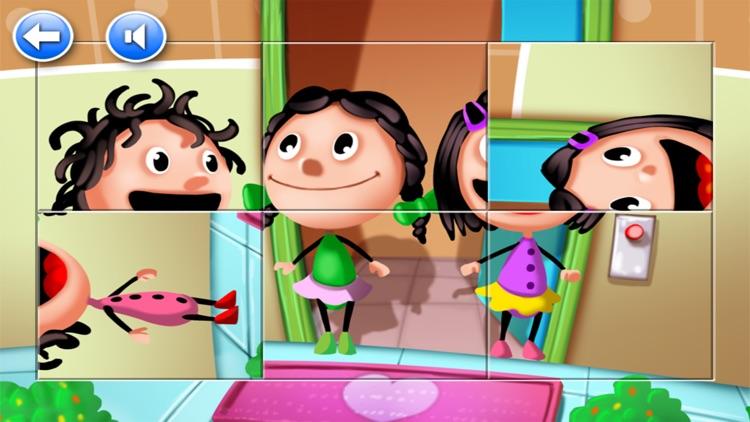 Ella Bella Puzzles screenshot-3
