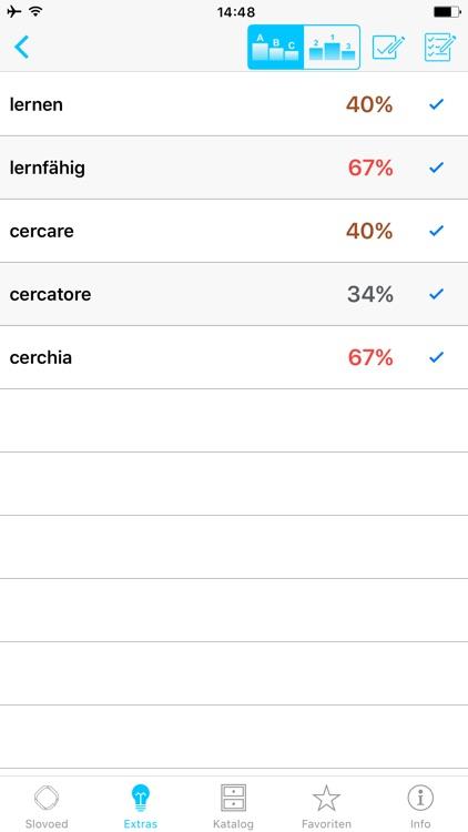 German <> Italian Dictionary screenshot-4