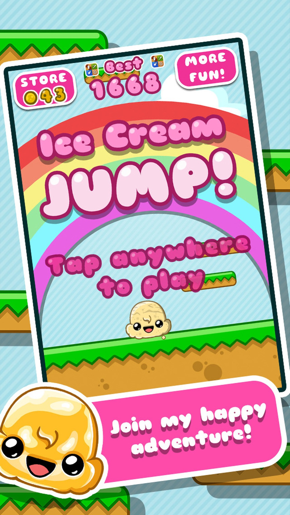 Ice Cream Jump Cheat Codes