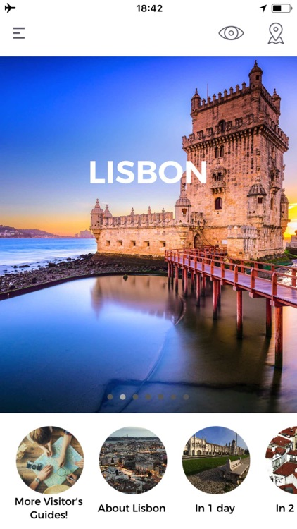 Lisbon Travel Guide Offline