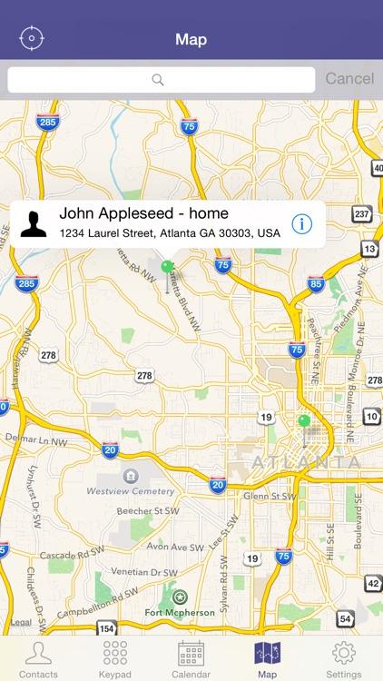 ContactBookPro-Contact Manager screenshot-3